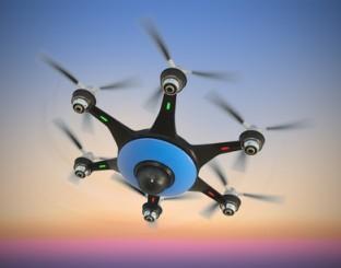 Drohne mit Kamera Varianten