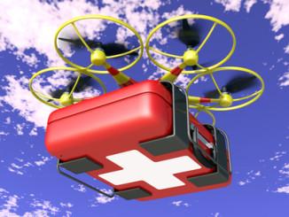Drohne mit Kamera Einsatzgebiete