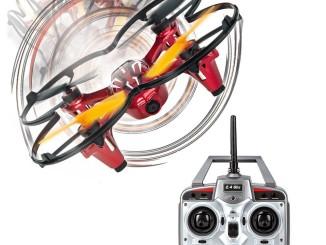 Quadrocopter Drohne mit Kamera Carrera RC Video One