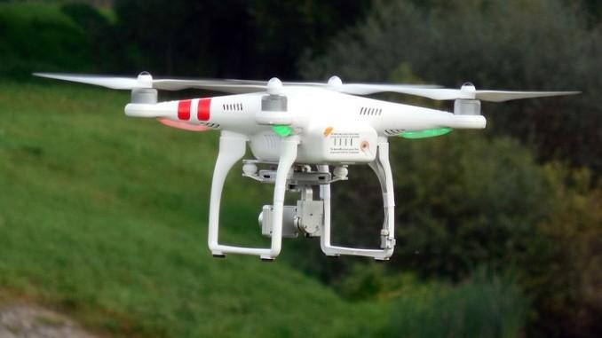 Drohne mit Kamera Dji