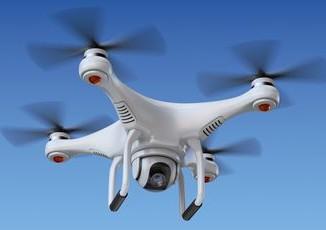 Quadrocopter Drohne mit Kamera