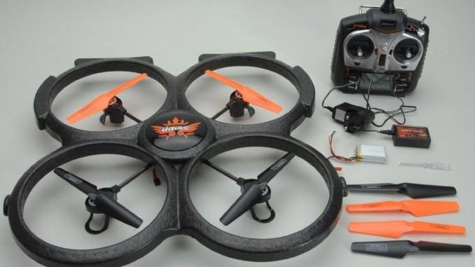 Drohne mit Kamera UDI RC U829A