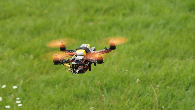 Quadrocopter Bausatz