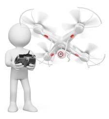 Drohne mit Kamera Funktionsweise