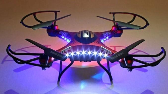 JJRC H8D RC Drohne mit Kamera