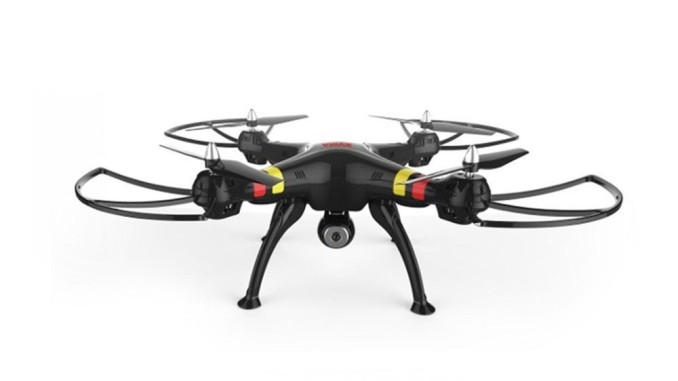 Drohne mit Kamera Syma X8W